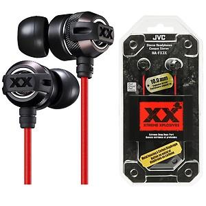 JVC HA-FX3X Xtreme Xplosives Extreme Deep Bass Port Headphones