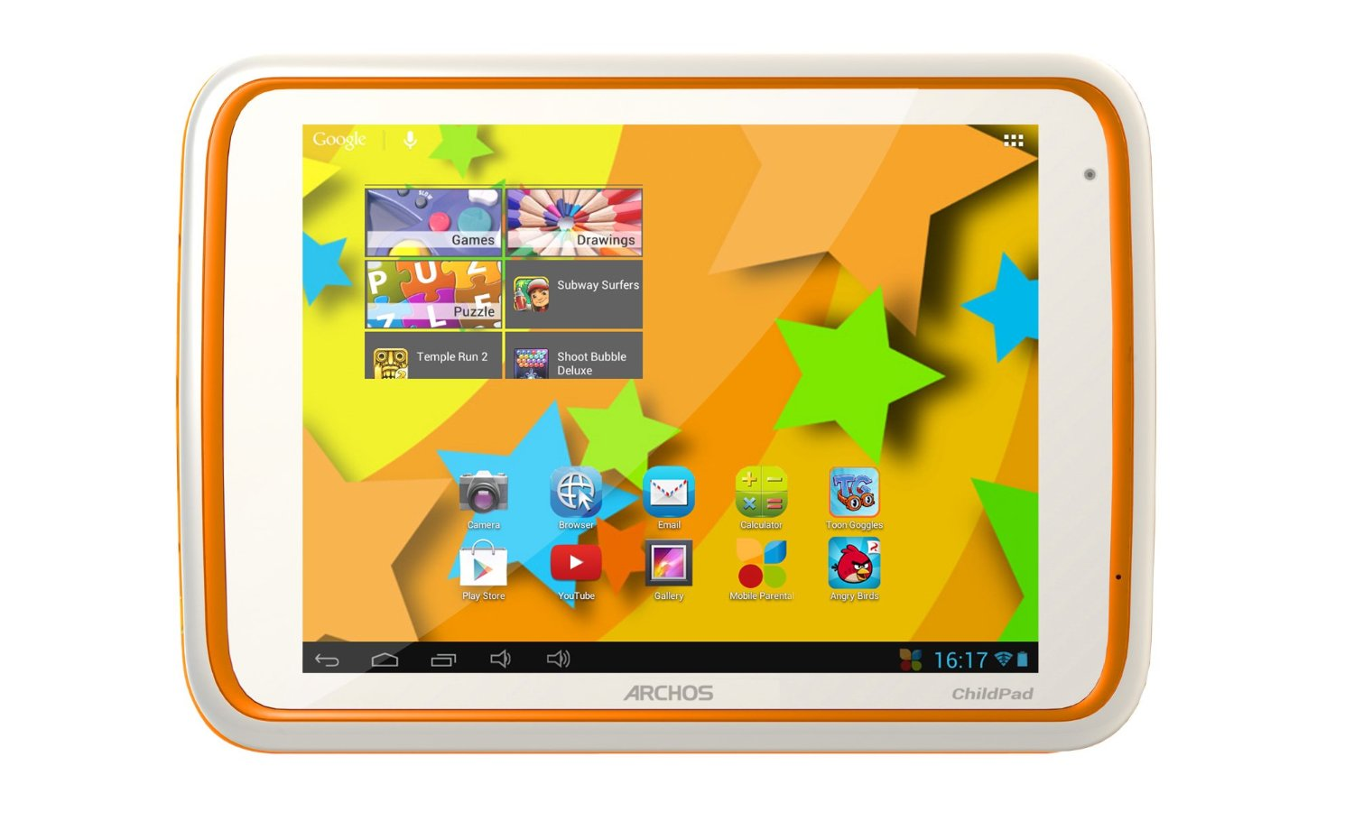 Archos Child Pad 2 8 Series 80