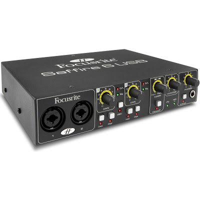 The best Audio Interface Under 200