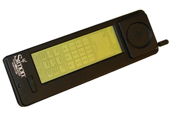 IBM Simon First smartphone