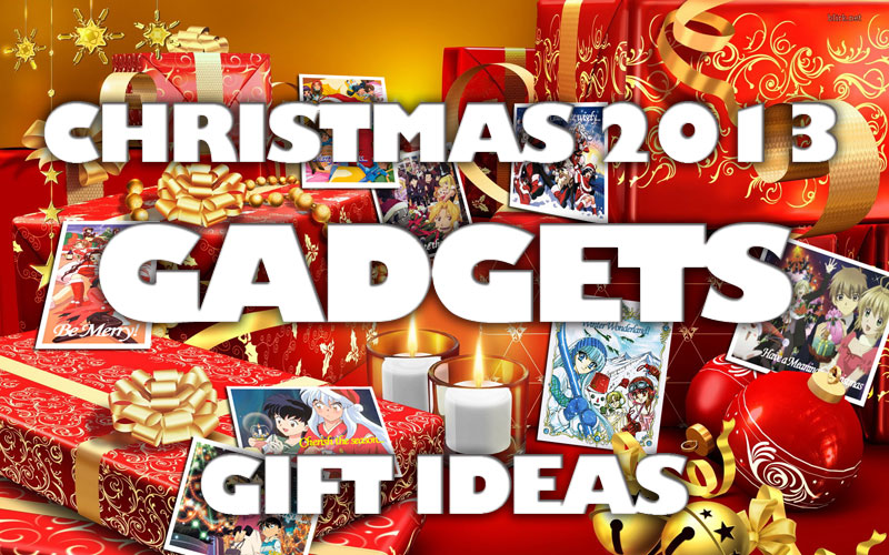 Best Christmas 2013 Gadget Gift Ideas - CrazyCoolGadgets