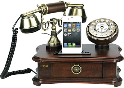 pyle-retro-iphone-dock