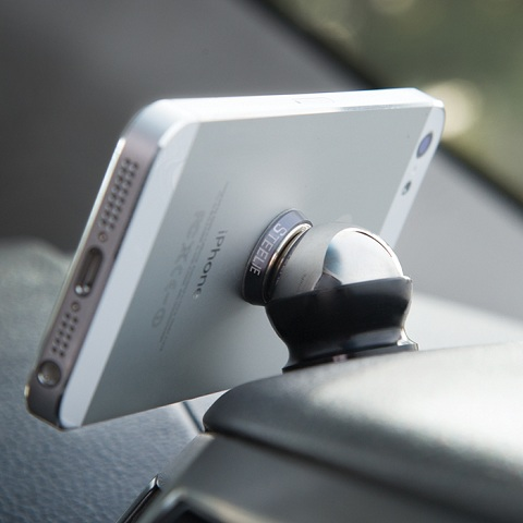 Magnetic Mobile Mount for iPhone 1