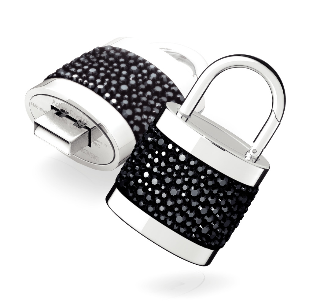 Swarovski Locker USB Memory Key