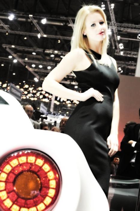 Babes & Cars - Geneva Motor Show 2013 (24)