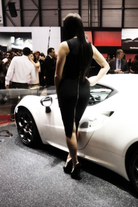 Babes & Cars - Geneva Motor Show 2013 (26)
