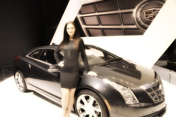 Babes & Cars - Geneva Motor Show 2013 (3)