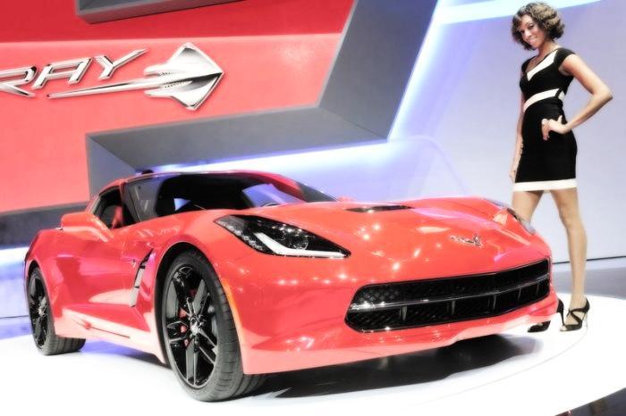 Babes & Cars - Geneva Motor Show 2013 (4)