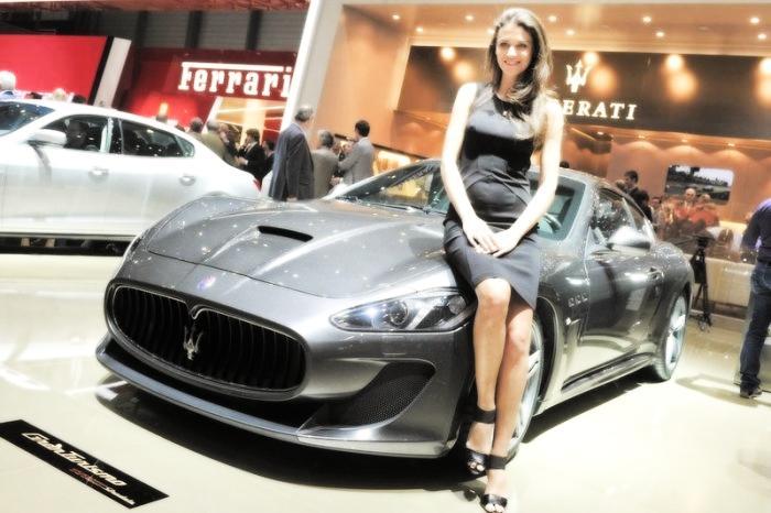 Babes & Cars - Geneva Motor Show 2013 (8)