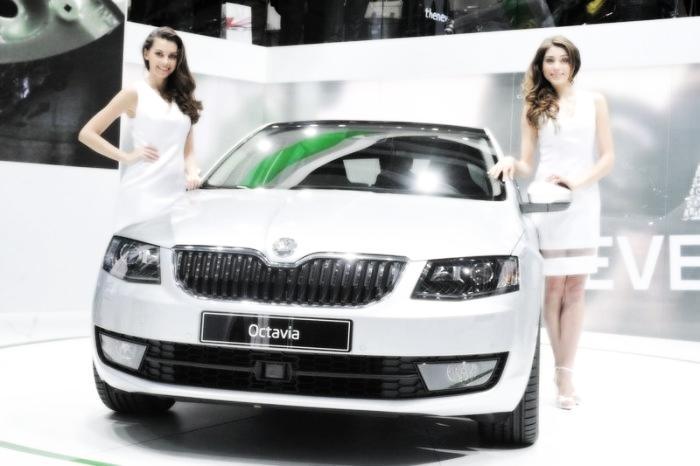 Babes & Cars - Geneva Motor Show 2013 (9)