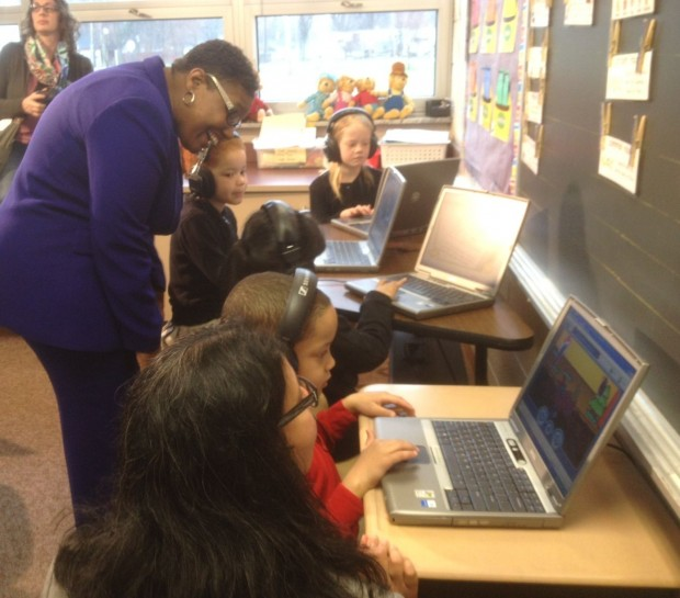 Learning with Laptops
