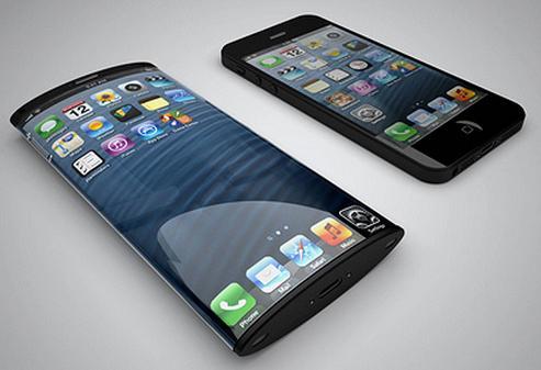 iPhone 6 flexible screen