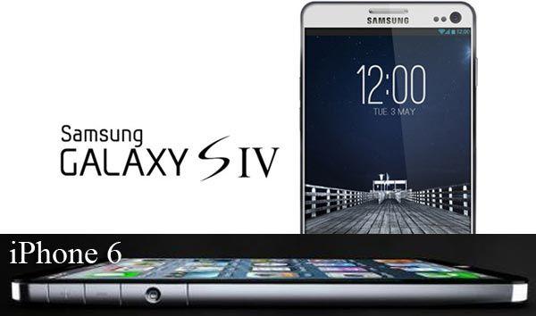 iPhone-6-vs-Galaxy-S4