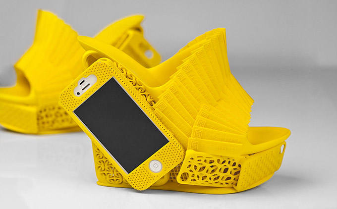 Shoe-iPhone-Holster