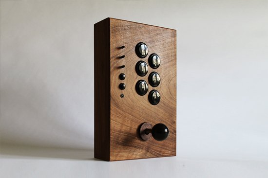 Wooden Arcade Gaming System 2