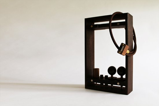 Wooden Arcade Gaming System 5