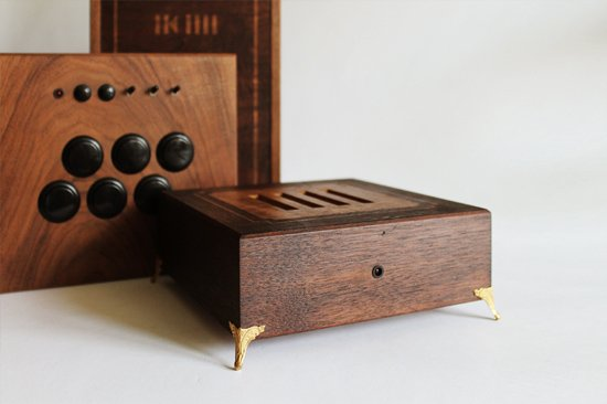 Wooden Arcade Gaming System 6