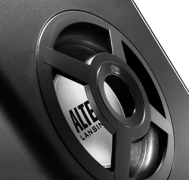 Altec Lansing iMT810 Digital Boombox 3