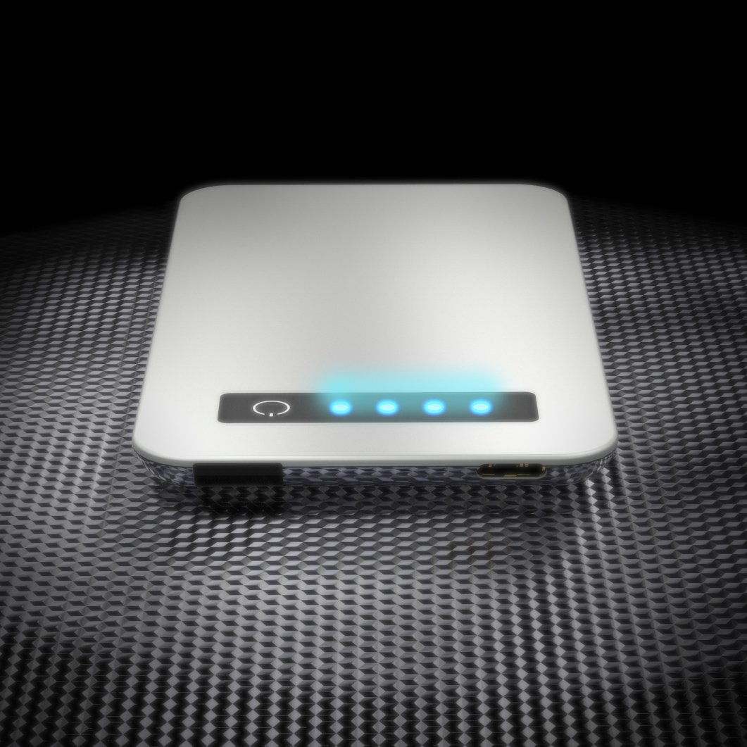 Touch-Swipe USB Mobile Charge Unit 3