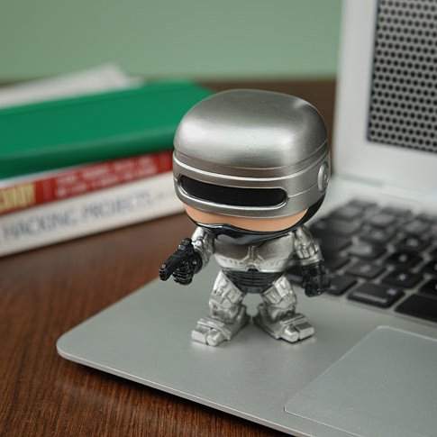 Cool Robocop Vinyl Figure