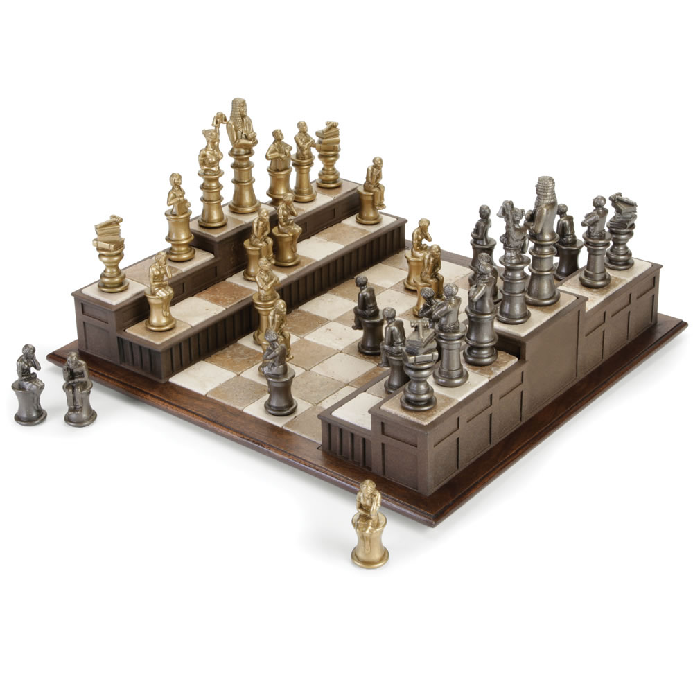Egiptian Chess Set