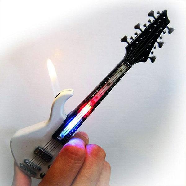Guitar LED Lighter