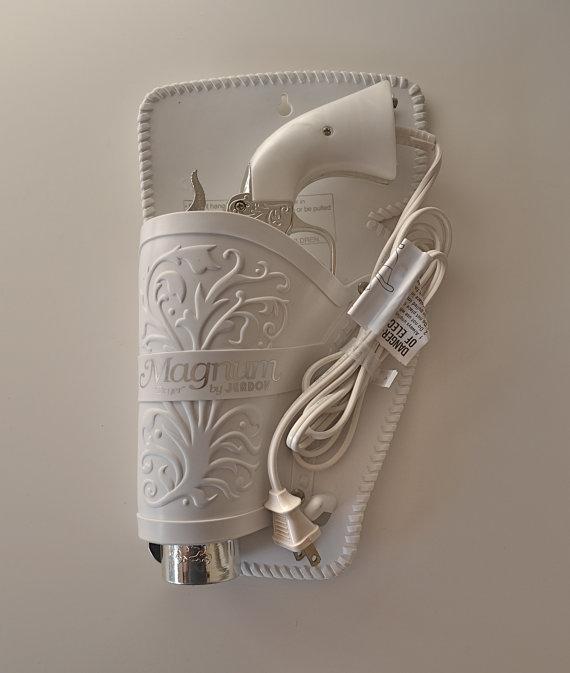 Gun-Shaped-Air-Dryer