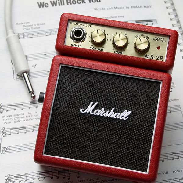 Marshall Mini Guitar Amp