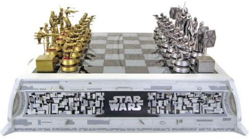Star Wars Chess Set 3