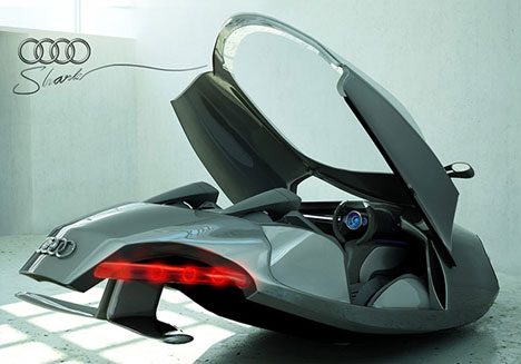 The Flying Cars of the Future (3)