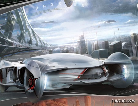 The Flying Cars of the Future (4)
