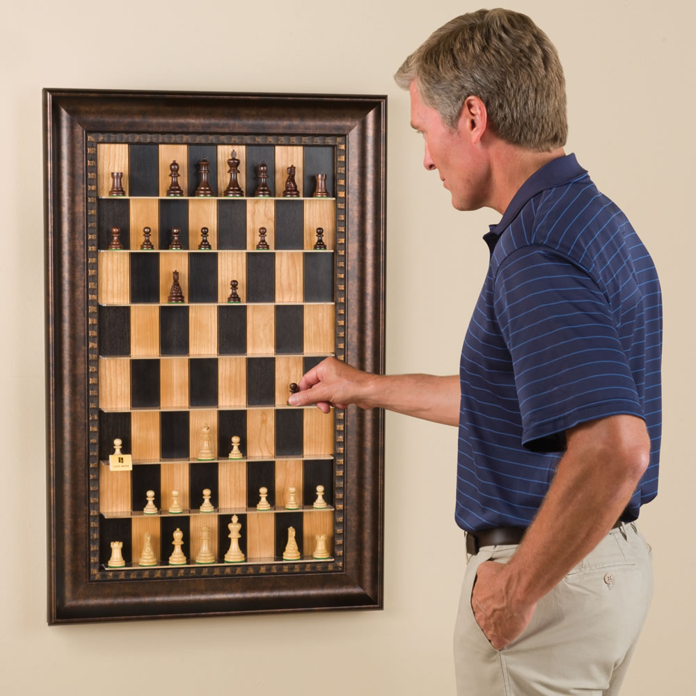 Vertical Chess Set 2