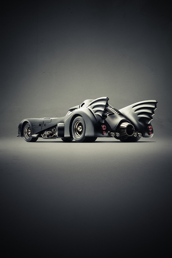 All Batman Cars (3)