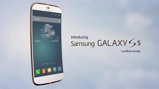 Samsung Galaxy S5 Concept (2)