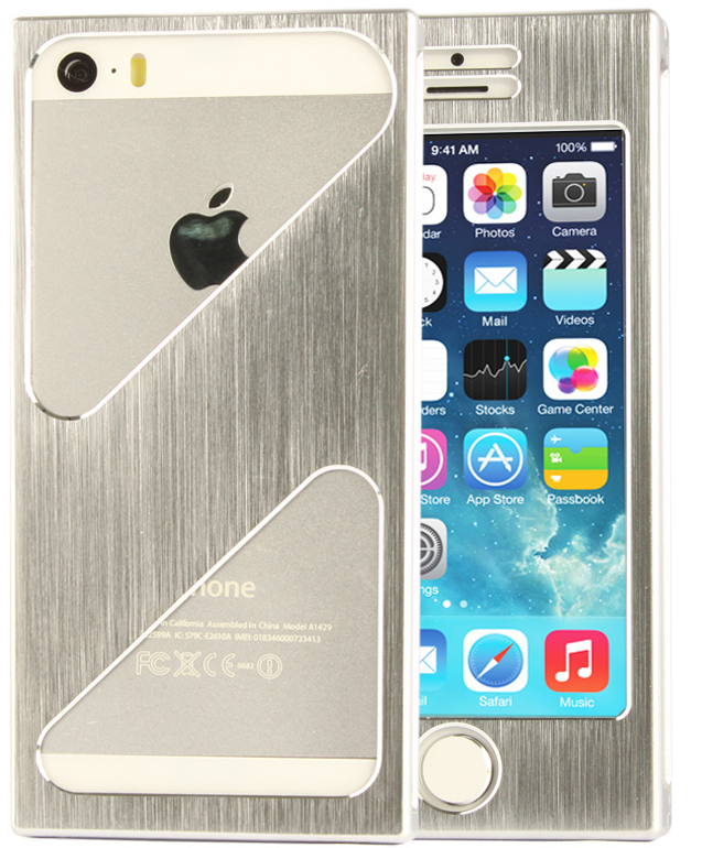 iPhone 5S aluminium case 2