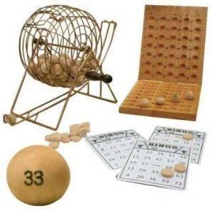 Da Vinci Deluxe Bingo Set
