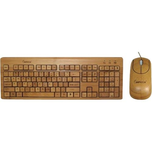 Wood Keyboard