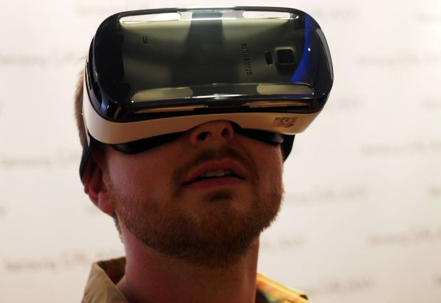 Samsung Gear VR was presented in Berlin