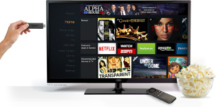Fire TV from Amazon