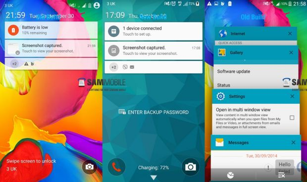 Android 5.0 Lollipop for Samsung Galaxy S5