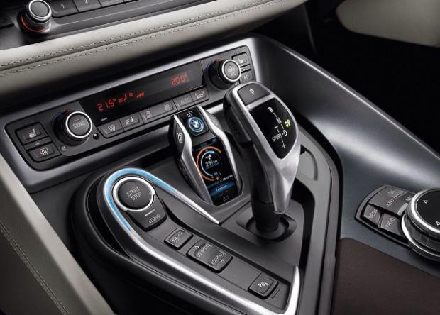 BMW i8 Key 2