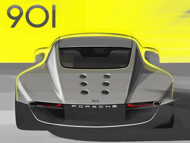 Porche 911 redesigned 7
