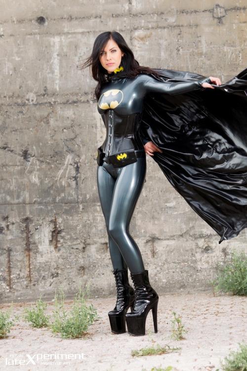 cool batman girl costume