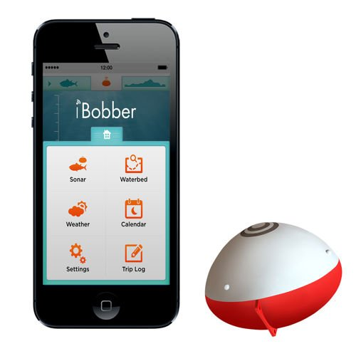 iBobber Bluetooth Smart Castable Fishfinder 4
