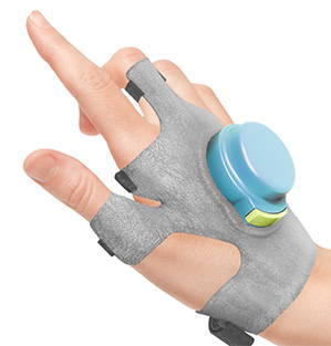 Gyro Glove: gloves to fight against Parkinson's disease