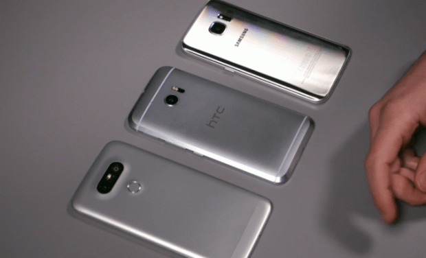 HTC 10 vs Galaxy S7 vs LG G5