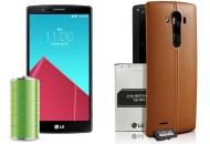LG G4 battery life