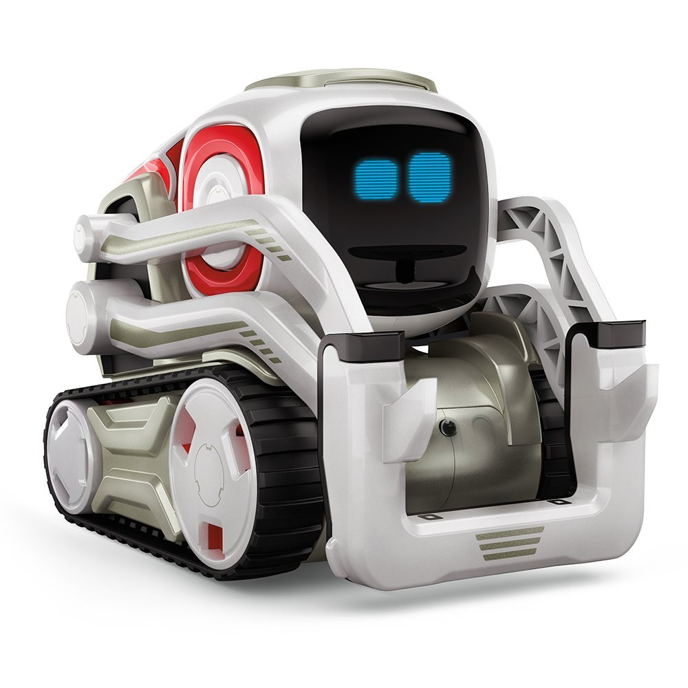Anki's Cozmo – a cute robot that wants to be your friend