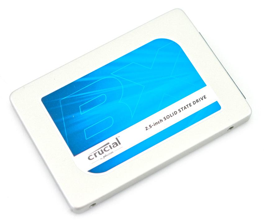 Crucial BX100 1TB SSD