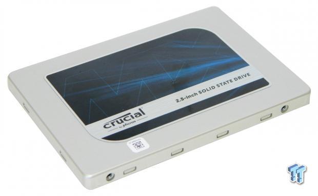 Crucial-mx200-500-gb SSD